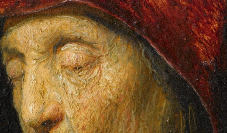 Rembrandt unter der Farbe, Domquartier Salzburg