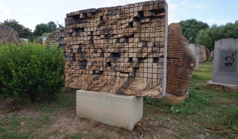 Skulpturen, Pinuccio Sciola - San Sperate
