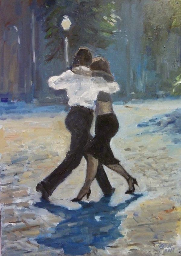 Tango Nr. 2, Ellen Fasthuber-Huemer