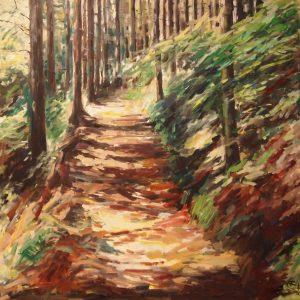 Through the Forest, Ellen Fasthuber-Huemer