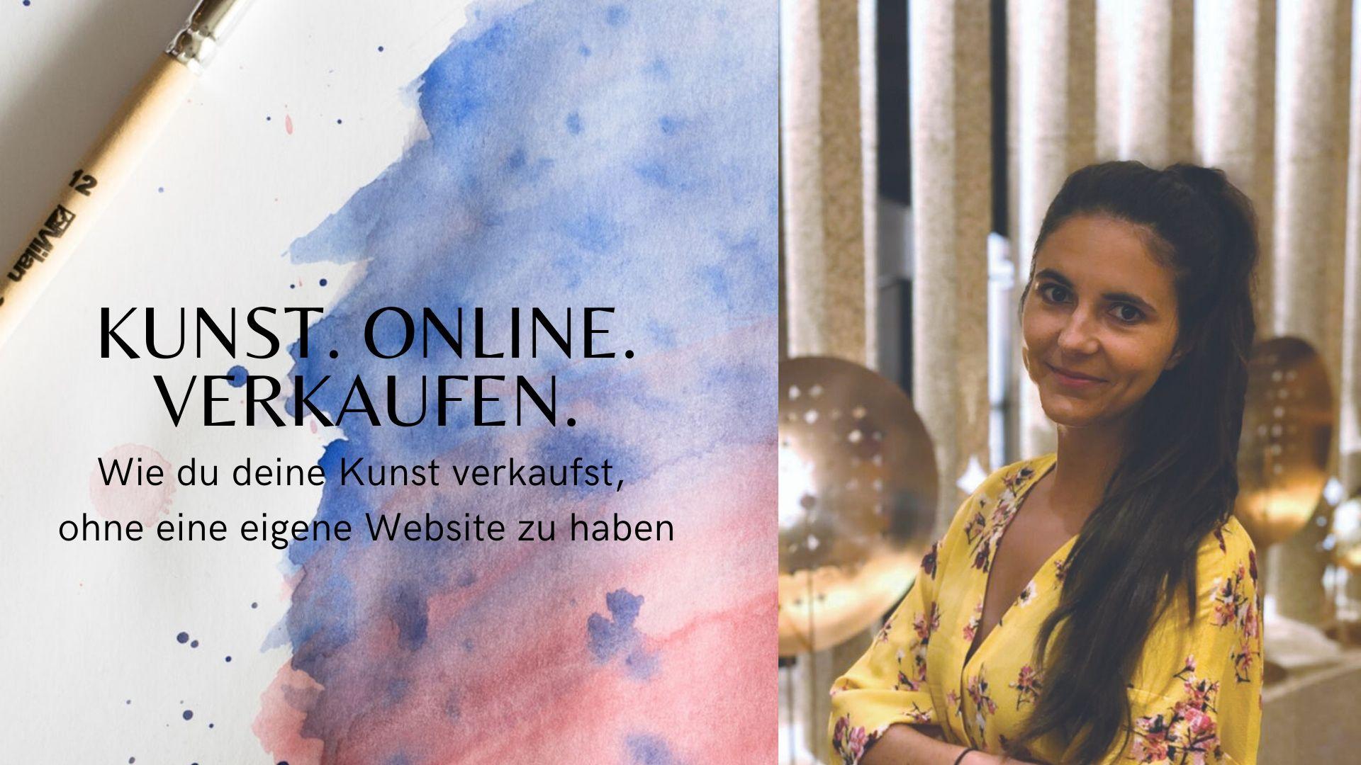 Booklet: Kunst verkaufen, ohne eigene Website