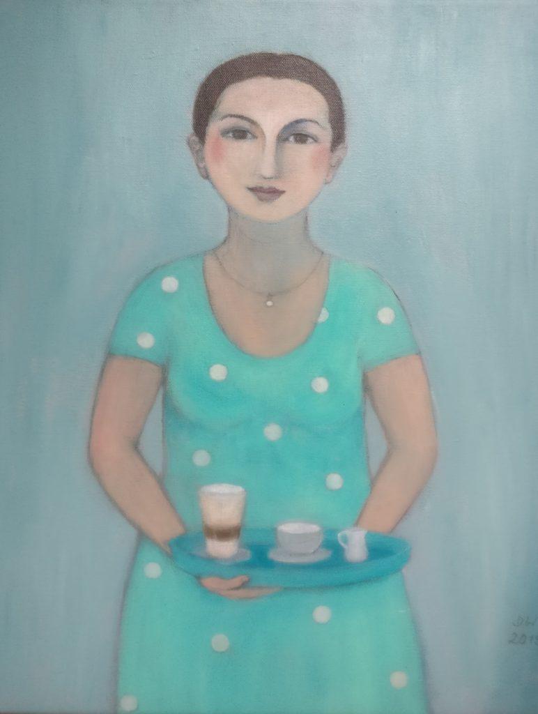 Dorothea Winter: Frauen im Alltag
