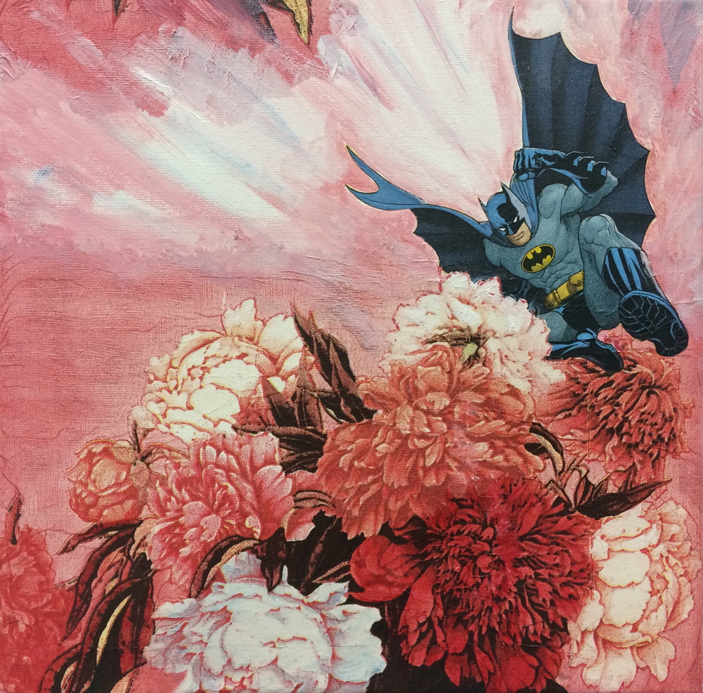 """Mareike Felsch: """"Batman"""""""