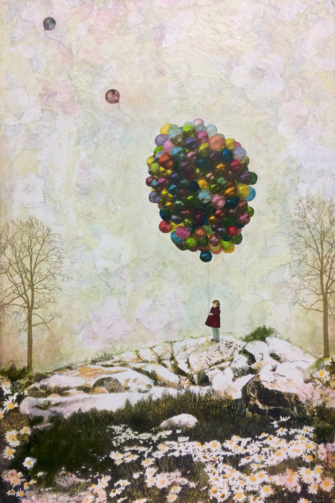 "Mareike Felsch: ""Luftballonmädchen"""