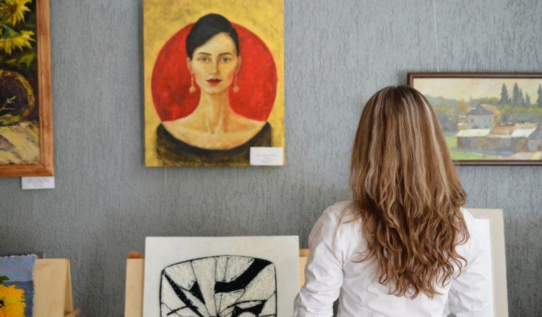 Galerie-Bewerbung: Internationale Kunst