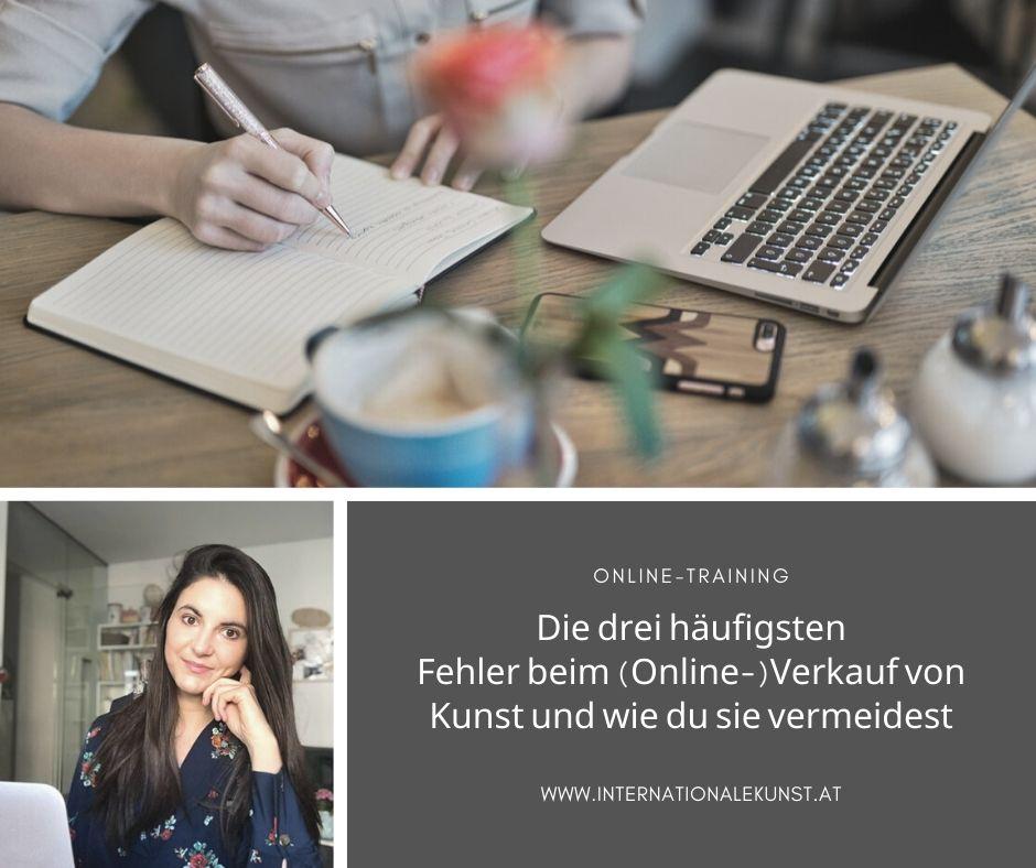 Webinar, Internationale Kunst